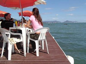 Restaurante Pitangueiras - Área externa