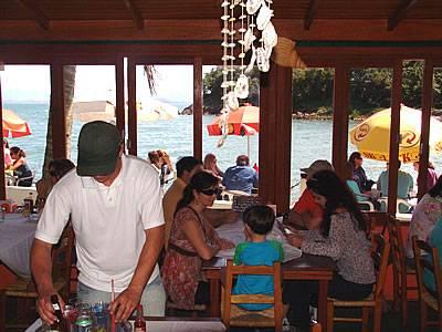 Restaurante Pitangueiras - Interior