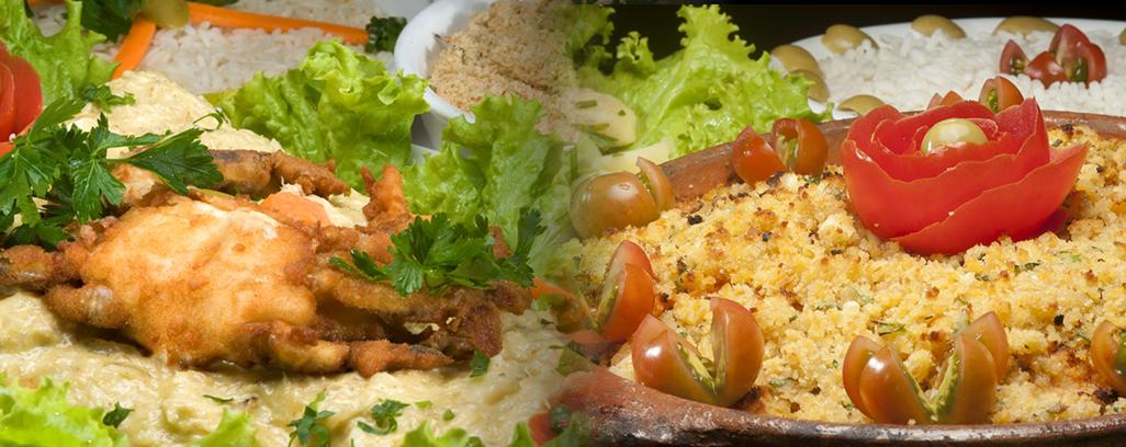Venha conhecer nossas variedades de pratos...
